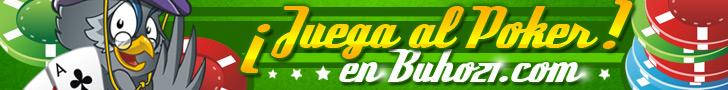 Juega al Poker en Buho21.com